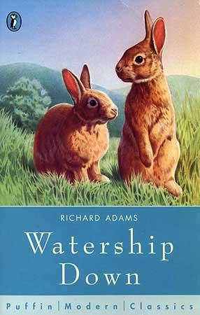 Watership-Aşağı-Kitap