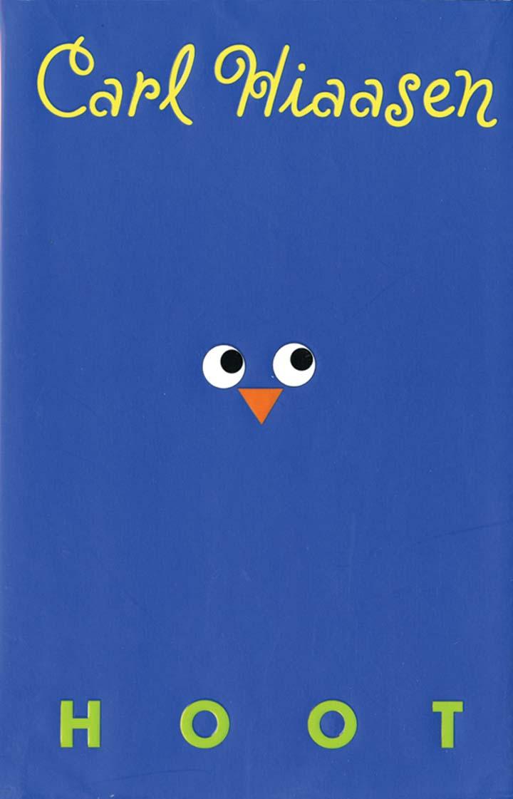 Hoot By Carl Hiaasen  Library Summer Reading Program-7541