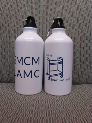 LAMC Water bottle