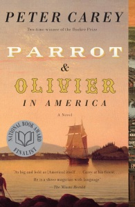 Parrot & Oliver in American