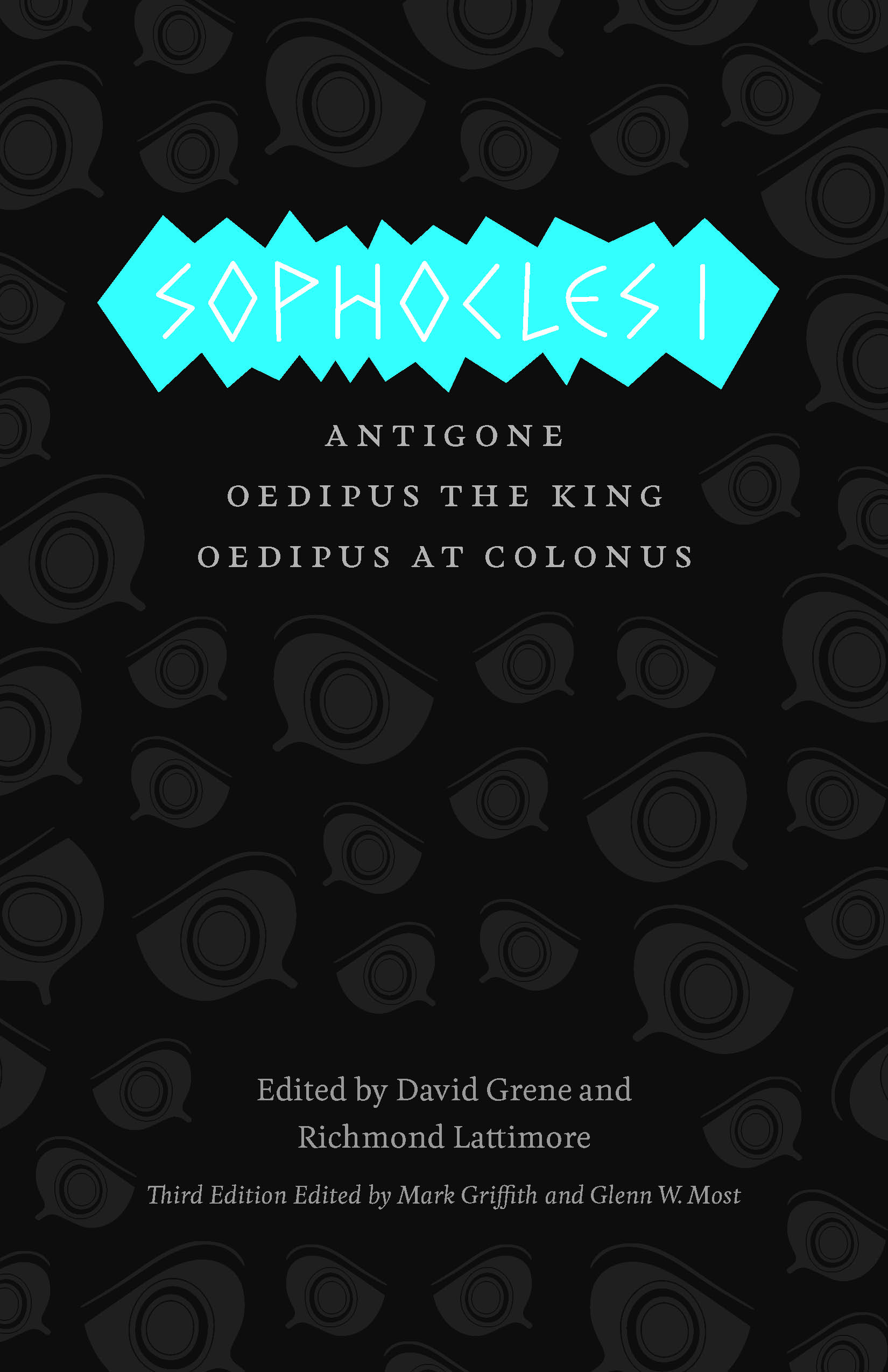 literary devices used in oedipus rex