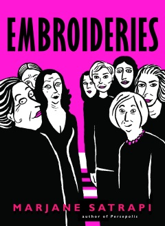 Embroideries cover
