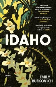Idaho book cover