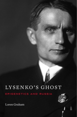 Lysenko's Ghost cover