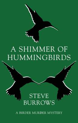 Shimmer of Hummingbirds cover
