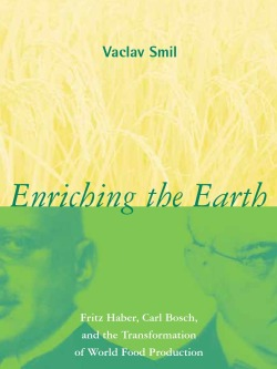 Enriching the Earth cover