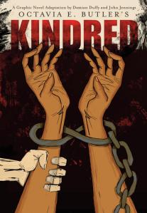 Kindred graphic novel cover