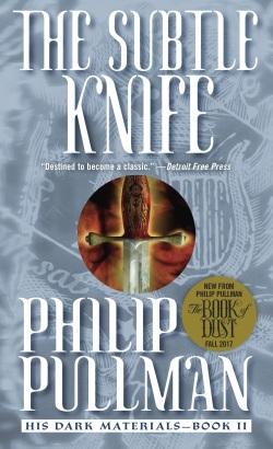 Subtle Knife cover